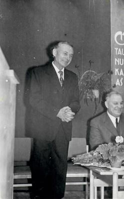 Poeto Kazio Zupkos-Keciorio 60-metis