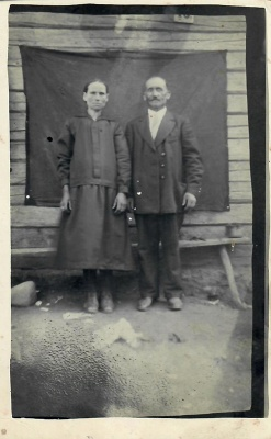 Poeto Kazio Zupkos-Keciorio tėvai