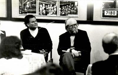 K. Genys ir P. Palilionis