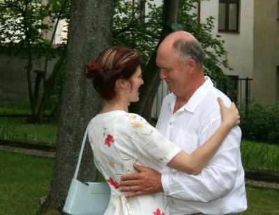 E. Drungytė ir V. Sventickas