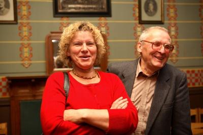 Gražina ir Petras Venclovai