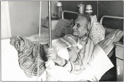 Juozas Grušas Vilijampolės ligoninėje