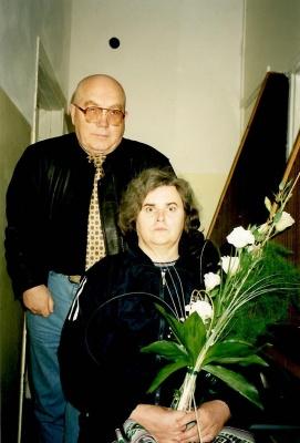 P. Palilionis ir G. Cieškaitė