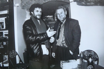V. Vaitkevičius ir D. Kajokas