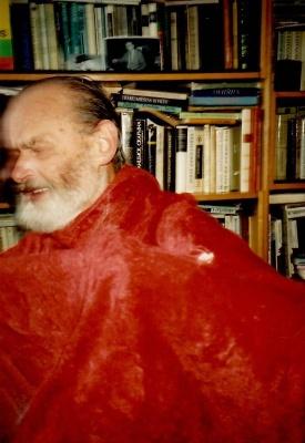 Poetas Vladas Baltuškevičius