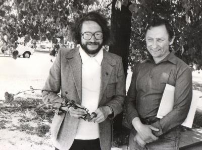 S. Geda ir M. Rakauskas