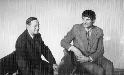 A. Žirgulys ir R. Keturakis