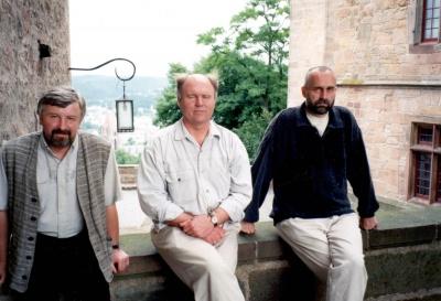 T. Četrauskas, V. Sventickas, J. Liniauskas