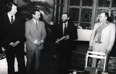 A. Dabulskio 60-metis Kauno menininkų namuose