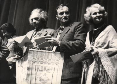 Poetų viešnagė Tauragėje