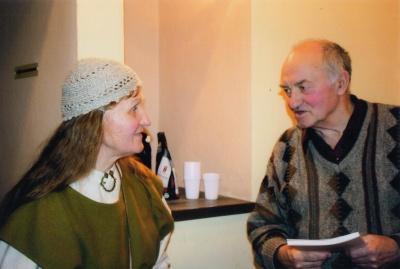 M. Valaikienė ir A. Dabulskis
