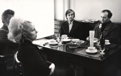 R. Keturakis ir A. Dabulskis