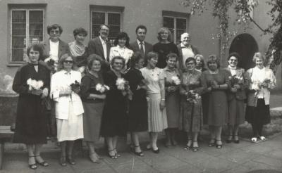 Vilniaus universiteto lituanistų kurso susitikimas
