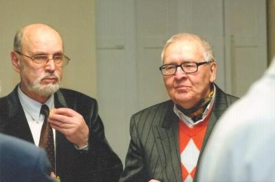 R. Marčėnas ir P. Venclovas