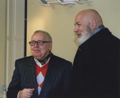 P. Venclovas ir V. Kiaušas-Elmiškis