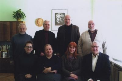 Lietuvos rašytojų sąjungos Kauno skyriaus taryba, 2010