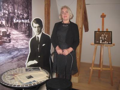 Rašytoja, muziejininkė Nijolė Raižytė
