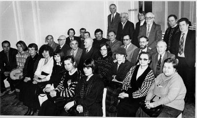 Kauniečiai rašytojai, 1991 m.