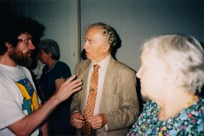 V. Vaitkevičius, Bern. Brazdžionis ir M. Macijauskienė