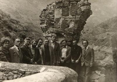 Kauno rašytojai svečiuojasi Gruzijoje