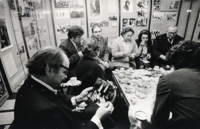 B. Sruogos 90-ųjų gimimo metinių minėjimas muziejuje, 1986 m.