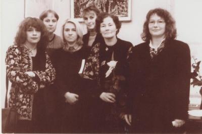 Po parodos Maironio lietuvių literatūros muziejuje, skirtos Kosto Korsako 90-osioms gimimo metinėms paminėti