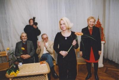 """Nijolės Raižytės romano """"Moterys ir sraigės"""" pristatymas"""