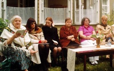 Poezijos pavasaris-1999